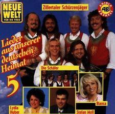 Lieder aus unserer Deutschen Heimat (BMG/AE) 5:Zillertaler Schürzenjäger,.. [CD]