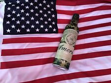 Budweiser America Camo Camoflage Aluminum Bottle 503011 Armed Forces Edition
