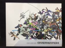 Overwatch Collector's Edition Visual Source Book Artbook Brand New