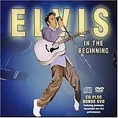 In the Beginning: +DVD, Elvis Presley, Very Good DVD Audio, CD+DVD, Box set