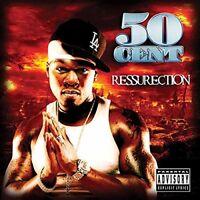 50 CENT - RESSURECTION [CD]