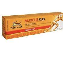 Tiger Balm Muscle Rub Topical Analgesic Cream - 2 x 30g ( 60g)