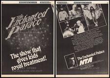 THE ENCHANTED PALACE__Original 1982 Trade Print AD / poster__BATMAN__Adam West