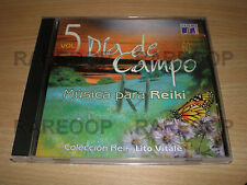 Musica Para Reiki Lito Vitale Vol 5 Dia De Campo (CD) MADE IN ARGENTINA