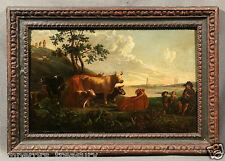 18th Century Oil Panting After Aelbert Cuyp (DUTCH, 1620-1691)