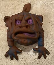Vintage Clarkes Boglin Horror Halloween Hand Puppet Seven Towns Toy 1987 Mattel