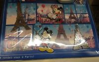 PIN'S Disneyland Paris BOOSTER PARIS VII