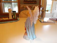 Vtg.1993 Homco Guardian Angel Figurine