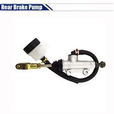 1PC Rear Brake Master Hydraulic Cylinder Pump For ATV Pit Dirt Bike 50cc - 250cc
