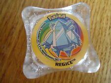* REGICE # 96 * WAPS POKEMON Advanced Panini laser PMCE collector 2003
