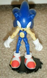"""Sonic the Hedgehog Articulated Jazwares 3"""" Action Figure Poseable Sega Toys R Us"""