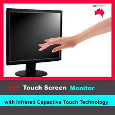 """17"""" Interactive Multi Touch Screen Vandal Proof LCD Monitor POS Touchscreen 15"""