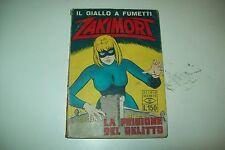 ZAKIMORT N.5-LA PRIGIONE DEL DELITTO-OCCHIO SEGRETO C.E.A.-DICEMBRE 1965