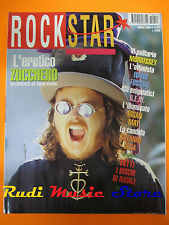rivista ROCKSTAR 147/1992 Zucchero Morrissey Fossati Brian May S. Vega (*) No cd