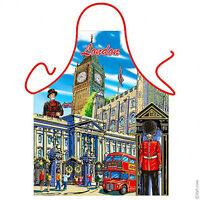 London England Big Ben travel vacation souvenir gifts unisex kitchen apron ITATI