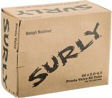 """Surly FAT BIKE TUBO INTERNO 26 """"x 3.0-4.0 presta - 42mm"""