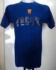 RUSSIA FOOTBALL BLUE GRAPHIC TEE SHIRT BY NIKE ADULTS SIZE SMALL BRAND NEW