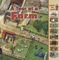 NEW A Year at a Farm (Time Goes by) by Nicholas Harris