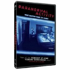 Paranormal Activity (DVD, 2009)