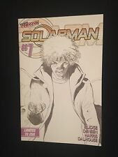 Solarman 1 NYCC Variant Scout Comics Print Run 250 NM HTF Movie!