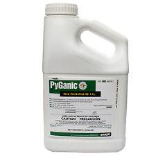 PyGanic Crop Protection EC 1.4 II Organic Botanical Pyrethrins 1.4% 1 Gallon