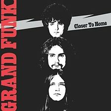 Closer to Home by Grand Funk Railroad (CD, May-2015)