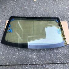 2009-2016 AUDI A4 S4 B8.5 SEDAN HEATED REAR WINDOW BACK GLASS OEM