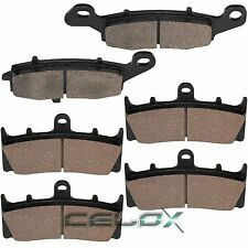 Fits KAWASAKI Vulcan 1600 VN1600 Mean Streak 2004 FRONT & REAR BRAKE PADS