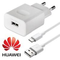 Original HUAWEI Ladegerät Netzteil &USB Typ-C Ladekabel Mate 9,Mate 9 Pro P9 P10