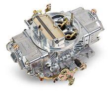 Holley 0-4777S 650CFM Shiny Double Pumper Factory Refurbished Carburetor 4bbl