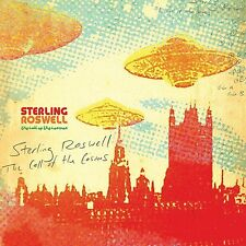 Sterling roswell-the call of the Cosmos vinyl LP NEUF