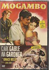 """DVD """"Mogambo"""" -Clark Gable Ava Gardner Grace Kelly   NEUF SOUS BLISTER"""
