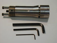 1 12 Inch X 1 Inch 5c Expanding Collet Arbor American Made