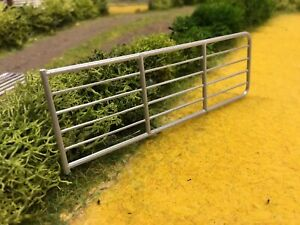 5X 1:32 SCALE 12ft Farm Field Gate FOR BRITAINS FARM ETC