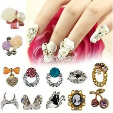 Unbranded Rhinestone Nail Art Charms