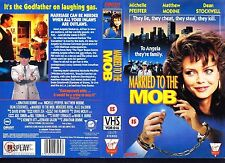 Married To The Mob, Michelle Pfeiffer Video Promo Sample Sleeve/Cover #15706