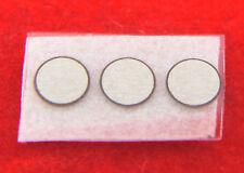 Power Volume Laut Button Metallplättchen Alu Plättchen Set für iPhone 4 4S 5
