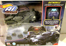 Ai Batmobile Deluxe Shell And Expansion Card Hot Wheels Toy NIB