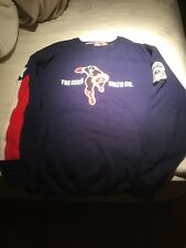 Vintage Captain America Marvel Pull Over Sweater Size M