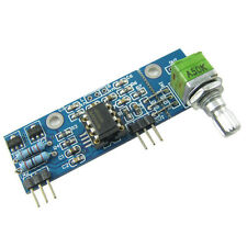 NE5532 Mini Pre-amplifier Board With Volume Potentiometer HIFI DIY