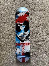 New listing Rob Dyrdek Signed Alien Workshop Skateboard Deck