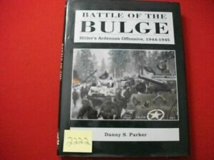 WORLD WAR II-BATTLE OF THE BULGE-HITLER'S ARDENNES BELGIUM OFFENSIVE 1944-45