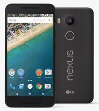 "LG Google Nexus 5x schwarz 32GB LTE Android Smartphone 5,2"" Display ohne Simlock"