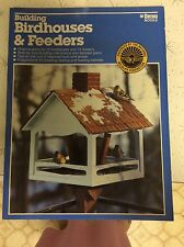 building birdhouses and feeders from ortho books