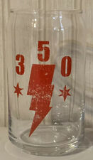 350 Brewing Company Beer Glass