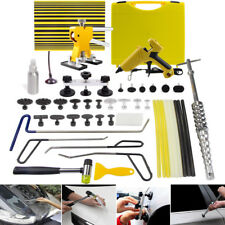Paintless PDR Dent Repair Tool Hail Puller Rods Removal Hammer Line Board Kit AU