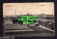 118817 AK Friedeberg am Queis Mirsk Isergebirge 1917 Burg Greiffenstein