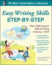 Easy Writing Skills Step-By-Step: Master High-Frequency Skills for Writing Profi