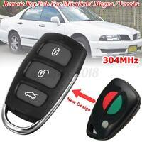3 Button Remote Keyless Entry Fob For MITSUBISHI MAGNA TF TH  VERADA KH KJ KL