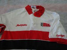 Iroc Racing Series Dodge Chrysler Corp Mopar True Value Polo Shirt Large